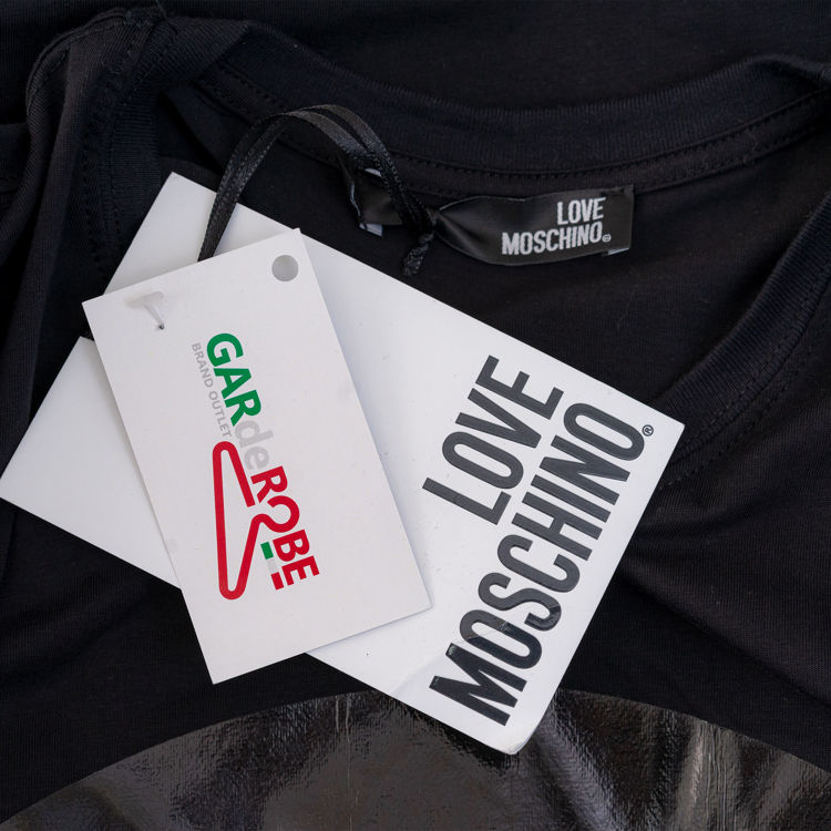 Picture of Man's T-shirt LOVE MOSCHINO