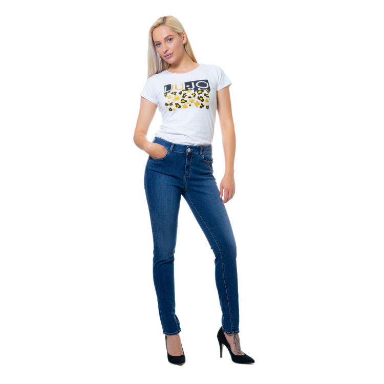 Picture of Women's jeans TWINSET LE COEUR